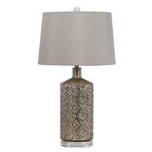 Dennis Glass/Crystal 30.5 Table Lamp