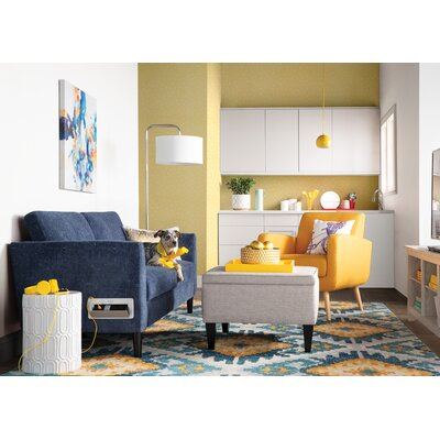 8 X 10 Yellow Amp Gold Area Rugs You Ll Love In 2020 Wayfair