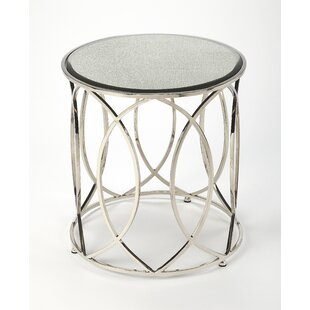 Colter End Table by House of Hampton