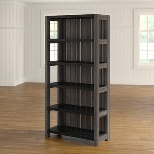 Kelleia Standard Bookcase by Loon Peak Herry Up