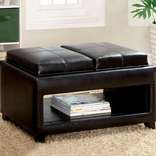 Pagare Storage Ottoman by Latitude Run