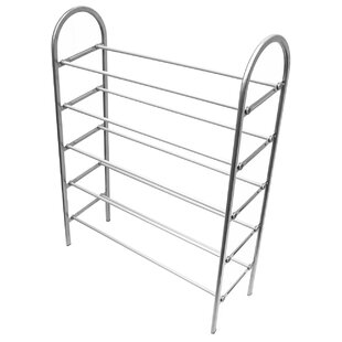 Check Prices Sorbus® 15-Pair Shoe Rack By GGI International
