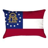 American Flag Lumbar Pillow Wayfair