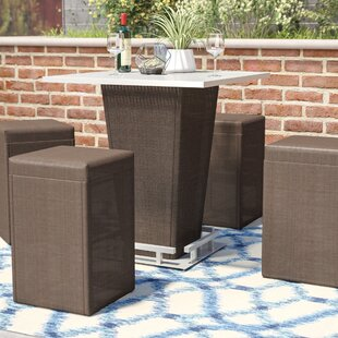 Bentley 5 Piece Bar Height Dining Set