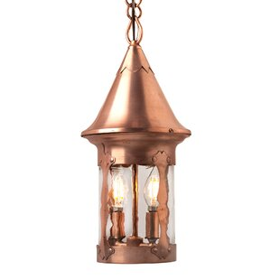 Atalaya 2-Light Outdoor Hanging Lantern