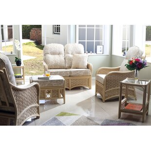 Tolliver 6 Piece Conservatory Sofa Set By August Grove