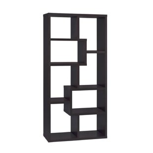 Tilghman Geometric Bookcase by Wrought Studio