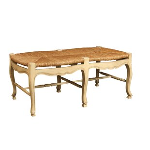 Toulouse Bench by Manor Born Furnishings