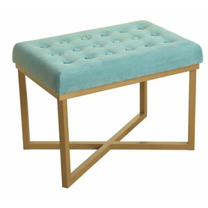 Hansen Rectangular Ottoman by Willa Arlo Interiors
