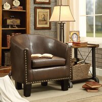 Deals on Instant Home Isabel Barrel Chair