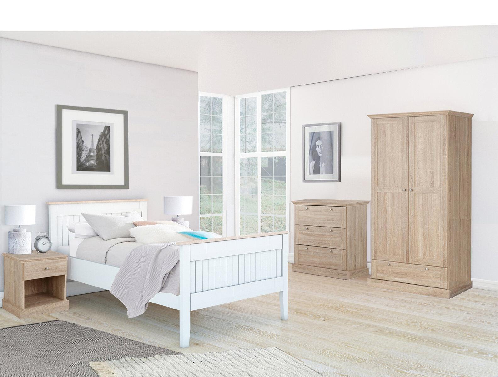 August Grove Cragmere 4 Piece Bedroom Set Wayfair Co Uk
