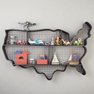 Sudbury America Wall Cubby