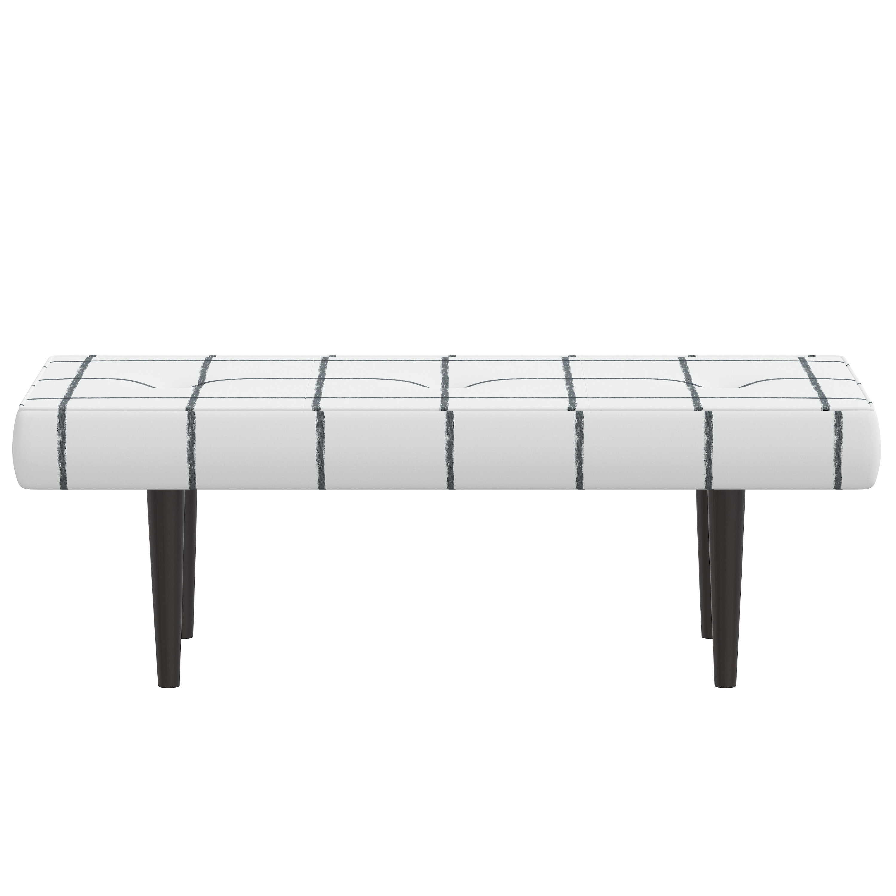 Dakota Fields Upholstered Bench Wayfair