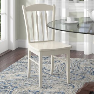 Three Posts Oreland Solid Wood Dining Chair