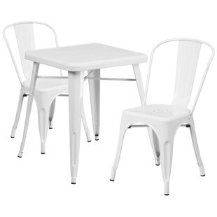 Karlson 3 Piece Bistro Set