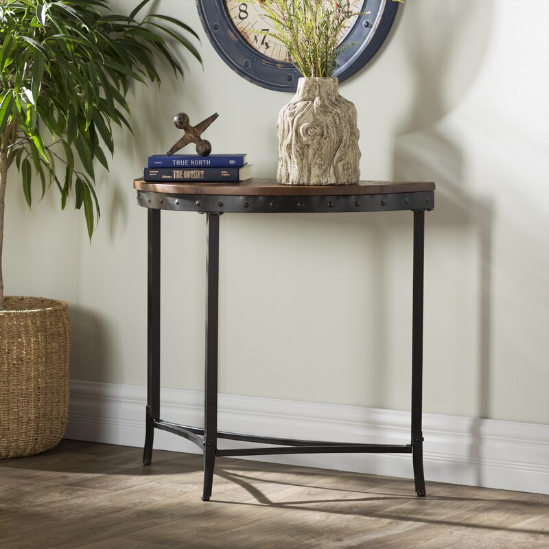 Trio 2 Tier Console Table
