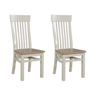 Baylor Solid Wood Dining Chair (Set Of 2) By Beachcrest Home
