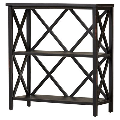 Burford Etagere Bookcase by August Grove