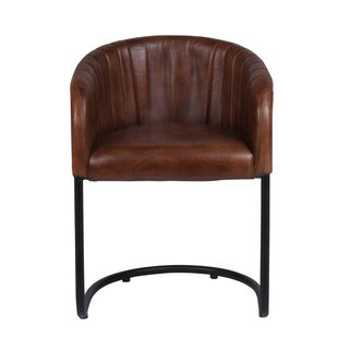 Quitman Upholstered Dining Chair by Ivy B..