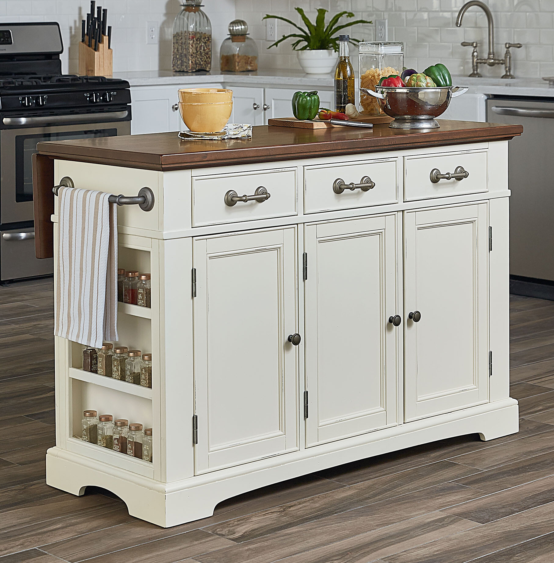 Maile Large Kitchen Island