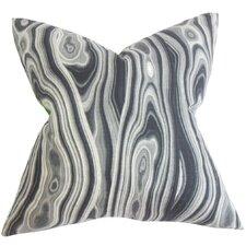 Arcand Geometric Cotton Throw Pillow
