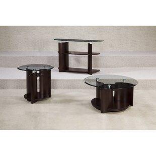 Red Barrel Studio Aslan 3 Piece Coffee Table Set