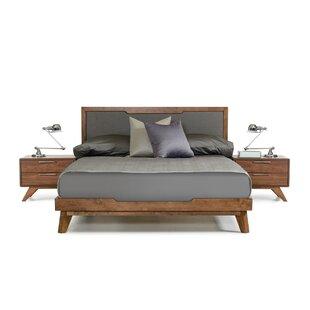 California King Mid Century Modern Beds Youll Love Wayfair