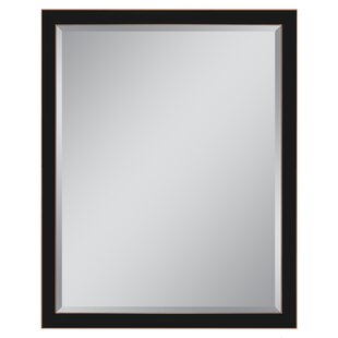 Longshore Tides Classic Oil Rubbed Wall Mirror Image