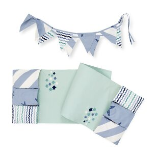 Searching for DreamIt Little Whale Changing Table Runner BySouth Shore