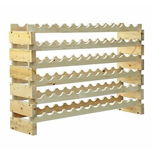 Betz 72 Bottle Floor Wine Rack