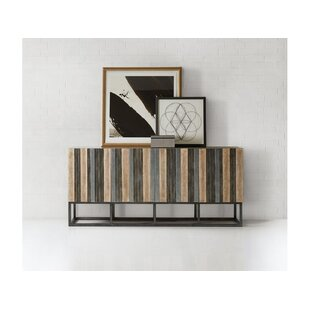 Living Room Melange Brady Credenza Hooker Furniture