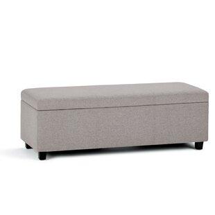 Alcott Hill Agnon Large Upholstered Storage Bench