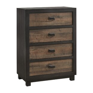 Llewellyn 4 Drawer Chest