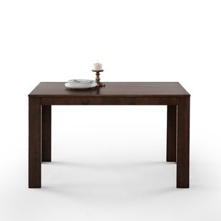 Grigor Mission Style Wood Dining Table DarHome Co