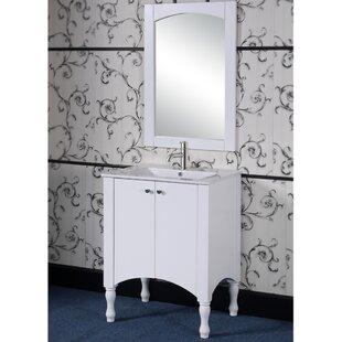 Heyward 30 Single Vanity Set by Alcott Hill