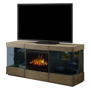Price comparison Axel TV Stand for TVs up to 70 with Electric Fireplace by Dimplex Reviews (2019) & Buyer's Guide