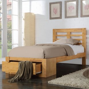 Lara Storage Bed Frame By Natur Pur