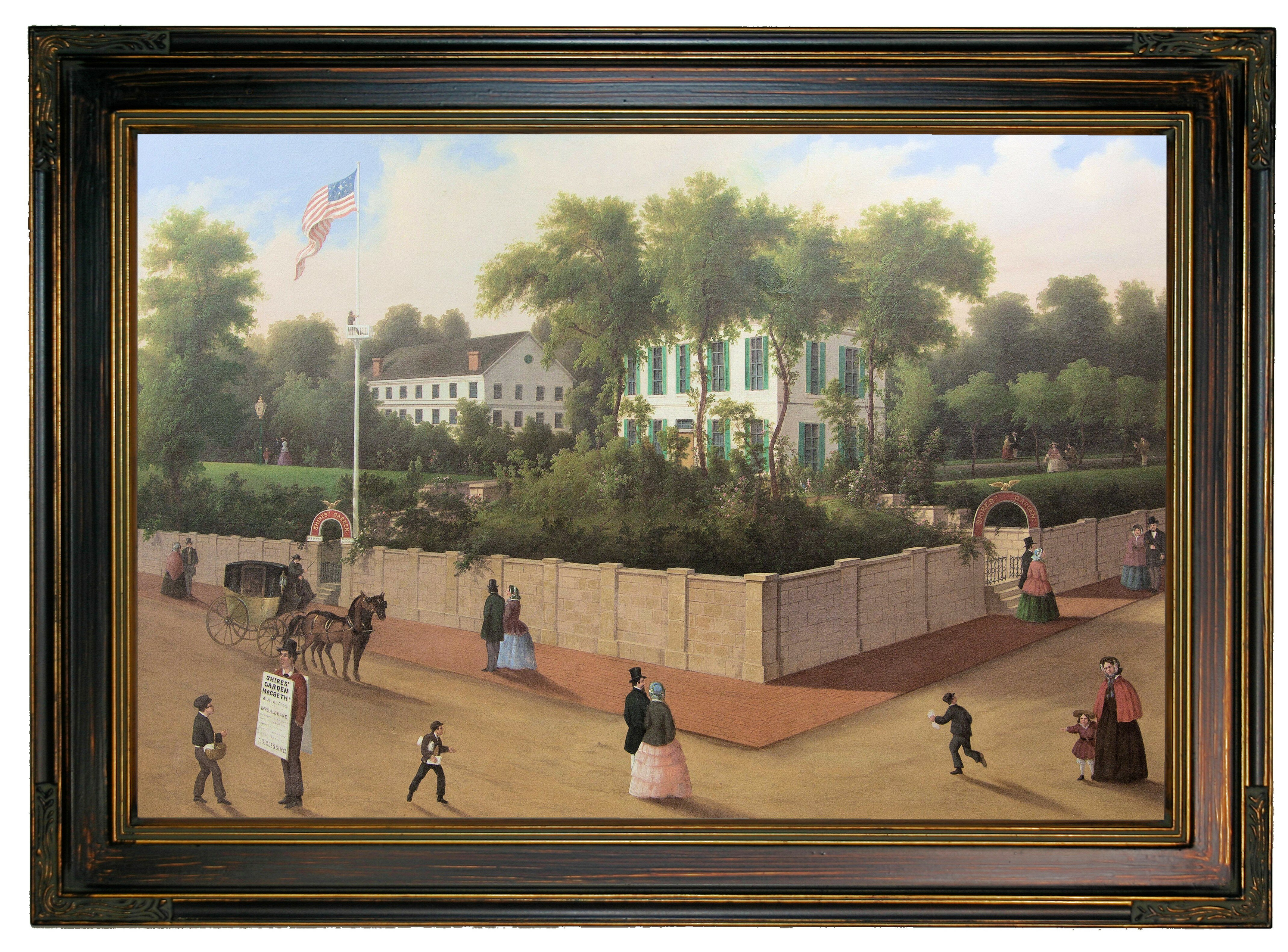 Historic Art Gallery Shires Garden