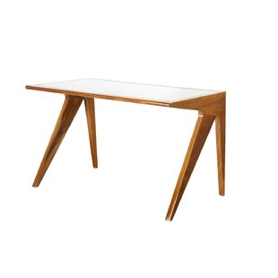 Rosewood Mid Century Writing Desk by Worlds Away