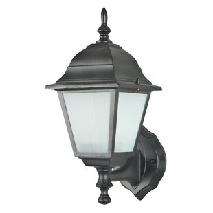 Price Check 1-Light Outdoor Sconce By Sunset Lighting
