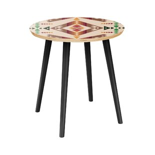Aranha End Table