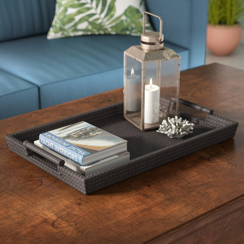 Yara Serving Tray by Beachcrest Home