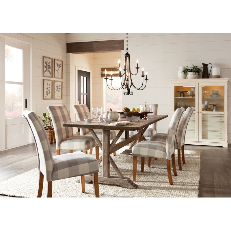 Cheve Dining Table. French Country Furniture Finds. Because European country and French farmhouse style is easy to love. Rustic elegant charm is lovely indeed.