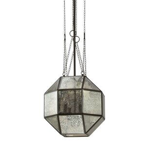 Ditmas Park 4-Light LED Geometric Chandelier by Brayden Studio