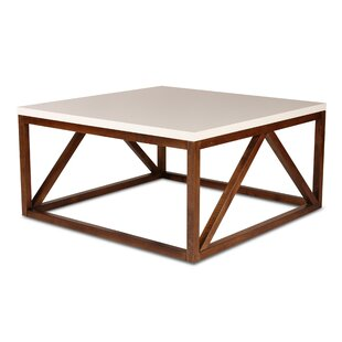 Welty Two Toned Coffee Table