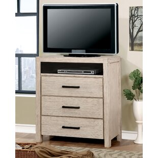 Mcmillion 3 Drawer Chest