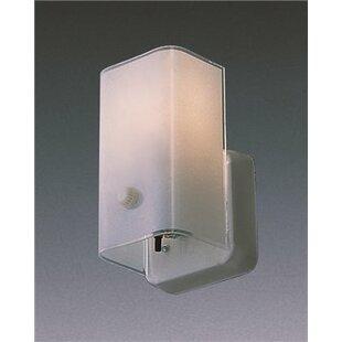 Indoor wall light fixtures wayfair allard 1 light wall light fixture aloadofball Choice Image