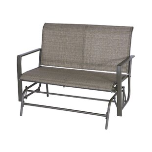 Courtois Outdoor Glider Bench