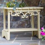 Veranda Wood Side Table