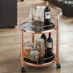 Glenoe Serving Bar Cart by..